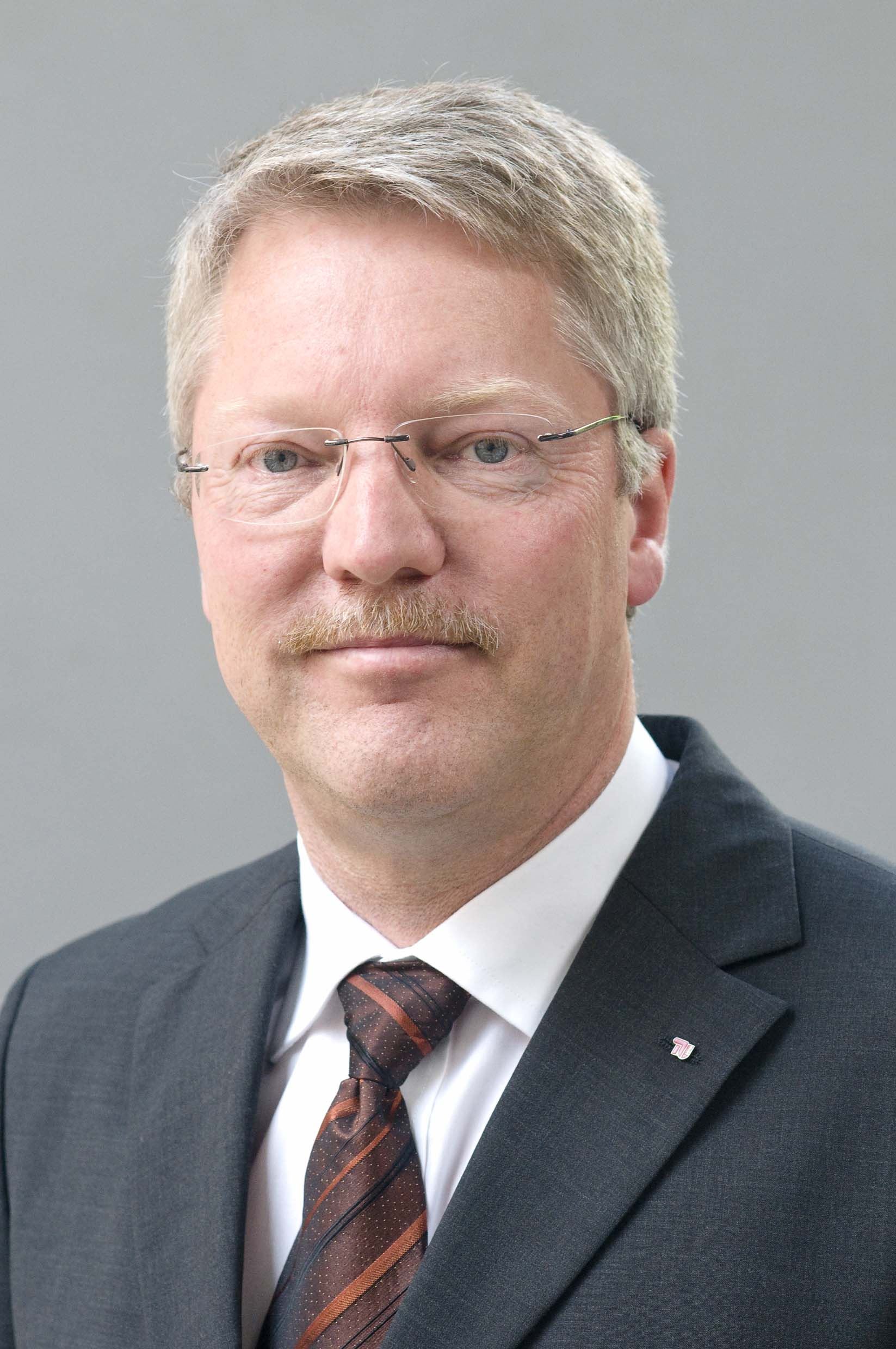 TU Berlin Prof DrIng Paul Uwe Thamsen (1
